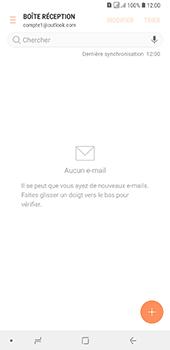 Samsung Galaxy A7 (2018) - E-mail - Configurer l