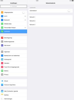 Apple iPad Pro 12.9 (1st gen) - iOS 9 - Netwerk - Gebruik in het buitenland - Stap 6