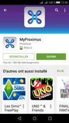 Huawei Y5 II - Applications - MyProximus - Étape 9
