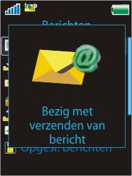 Sony Ericsson W595 - E-mail - Hoe te versturen - Stap 16