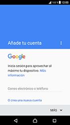 Sony Xperia XZ - Android Nougat - Aplicaciones - Tienda de aplicaciones - Paso 4
