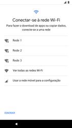 Google Pixel 2 - Primeiros passos - Como ativar seu aparelho - Etapa 8