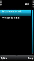 Nokia X6-00 - E-mail - e-mail instellen: POP3 - Stap 22