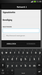 HTC One Mini - Wifi - handmatig instellen - Stap 7