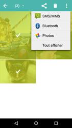 Motorola Moto E (1st Gen) (Lollipop) - Photos, vidéos, musique - Envoyer une photo via Bluetooth - Étape 9