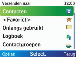 Nokia C3-00 - MMS - Afbeeldingen verzenden - Stap 10