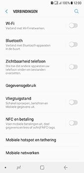 Samsung galaxy-a6-sm-a600fn-ds - NFC - NFC activeren - Stap 5