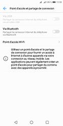 Huawei Y5 (2018) - Internet et connexion - Partager votre connexion en Wi-Fi - Étape 5