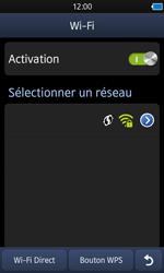 Samsung S8600 Wave 3 - Wifi - configuration manuelle - Étape 5