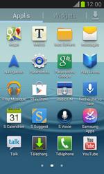Samsung Galaxy S3 Mini - Internet et connexion - Partager votre connexion en Wi-Fi - Étape 3