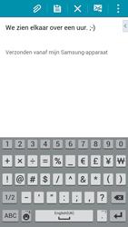Samsung A500FU Galaxy A5 - E-mail - E-mails verzenden - Stap 10