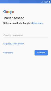 Samsung Galaxy S7 Edge - Android Oreo - Primeiros passos - Como ligar o telemóvel pela primeira vez -  9