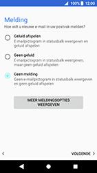 Sony Xperia XZ Premium - Android Oreo - E-mail - e-mail instellen: POP3 - Stap 20