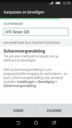 HTC Desire 320 - Toestel - Toestel activeren - Stap 25