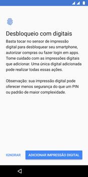 Motorola Moto G6 Plus - Primeiros passos - Como ativar seu aparelho - Etapa 14