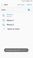 Samsung Galaxy A3 (2017) (A320) - Internet et connexion - Accéder au réseau Wi-Fi - Étape 9
