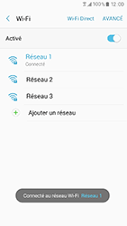 Samsung Galaxy A3 (2017) - Wifi - configuration manuelle - Étape 8