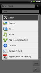 HTC Z710e Sensation - Mms - Sending a picture message - Step 9