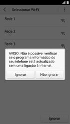 Huawei G620s - Primeiros passos - Como ligar o telemóvel pela primeira vez -  8