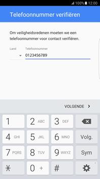 Samsung Samsung G928 Galaxy S6 Edge + (Android M) - Applicaties - Account instellen - Stap 8