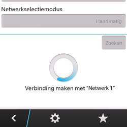 BlackBerry Q5 - Bellen - in het buitenland - Stap 10