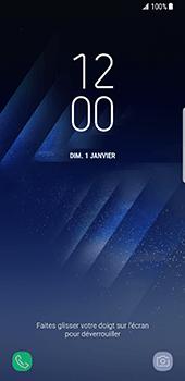 Samsung Galaxy S8 - Device maintenance - Effectuer une réinitialisation logicielle - Étape 5