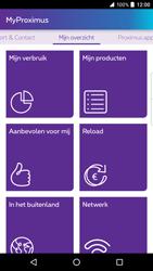 BlackBerry DTEK 50 - Applicaties - MyProximus - Stap 14
