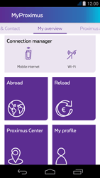 Acer Liquid Jade Z - Applications - MyProximus - Step 17