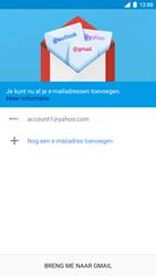 Nokia 8 - E-mail - handmatig instellen (yahoo) - Stap 13
