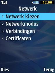 Samsung B2710 Xcover 271 - Buitenland - Bellen, sms en internet - Stap 11