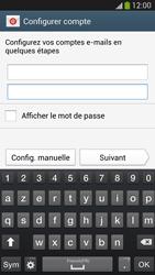 Samsung Galaxy S4 - E-mails - Ajouter ou modifier un compte e-mail - Étape 6