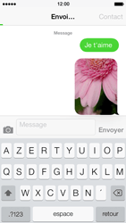 Apple iPhone 5s - Contact, Appels, SMS/MMS - Envoyer un MMS - Étape 14
