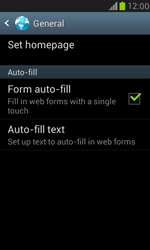 Samsung I8190 Galaxy S III Mini - Internet - Manual configuration - Step 20