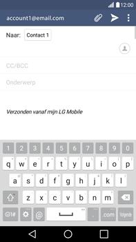 LG V10 - E-mail - E-mail versturen - Stap 8