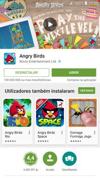 Samsung Galaxy S6 Edge + - Aplicações - Como pesquisar e instalar aplicações -  19