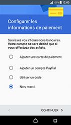 Sony Xperia X Performance (F8131) - Applications - Créer un compte - Étape 19