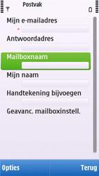 Nokia C6-00 - E-mail - e-mail instellen: POP3 - Stap 15