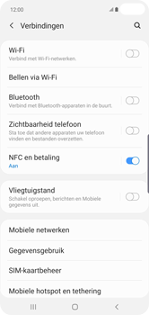 Samsung Galaxy S10 Plus - Internet - handmatig instellen - Stap 6