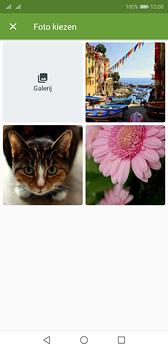 Huawei P20 - MMS - Afbeeldingen verzenden - Stap 12