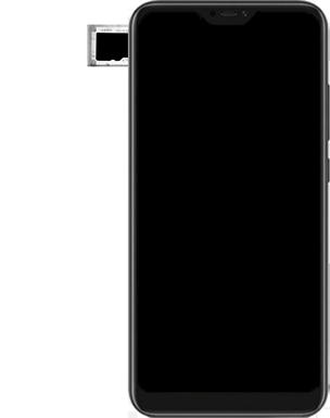 Xiaomi Mi A2 Lite - Appareil - comment insérer une carte SIM - Étape 7