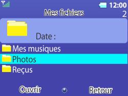 Bouygues Telecom Bc 311 - Contact, Appels, SMS/MMS - Envoyer un MMS - Étape 10