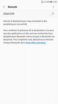 Samsung J730F Galaxy J7 (2017) (DualSIM) - Bluetooth - connexion Bluetooth - Étape 8