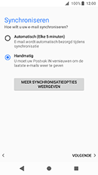 Sony Xperia XA2 - E-mail - handmatig instellen (yahoo) - Stap 10