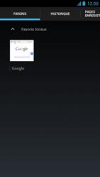 Acer Liquid S1 - Internet - Navigation sur internet - Étape 10
