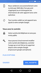 Huawei P10 - Android Oreo - Applications - Créer un compte - Étape 12