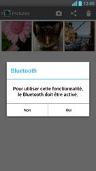 LG Optimus F5 - Photos, vidéos, musique - Envoyer une photo via Bluetooth - Étape 9