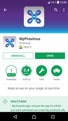 Sony F8331 Xperia XZ - Applications - MyProximus - Step 9