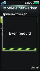 Sony Ericsson U10i Aino - Buitenland - Bellen, sms en internet - Stap 9
