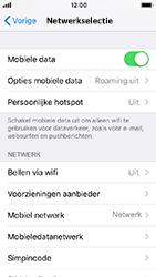 Apple iPhone SE - iOS 12 - Netwerk - gebruik in het buitenland - Stap 5