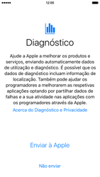 Apple iPhone 6 iOS 9 - Primeiros passos - Como ligar o telemóvel pela primeira vez -  24